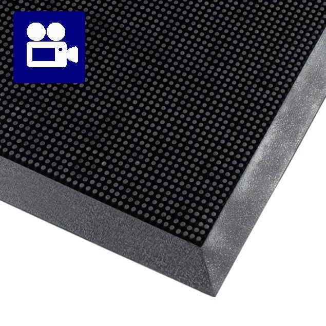 Rubber Brush Fingertip Mat Voor Buiten In Top Kwaliteit