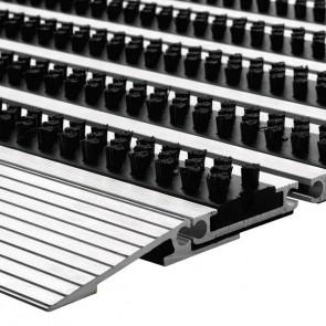 Topline Aluminium Borstelmat